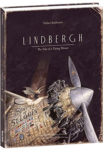 Image of Lindbergh: The Tale of a Flying Mouse (Mouse Adventures)