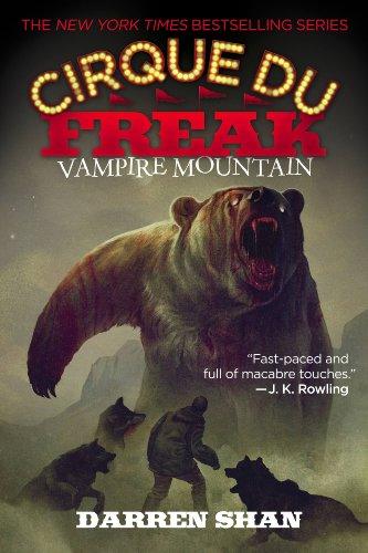 Cirque Du Freak: Vampire Mountain