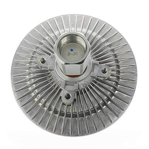 IRONTEK 2748 Engine Cooling Fan Clutch fits 2002-2008 Dodge RAM 1500 3.7L 4.7L 5.9L Radiator Fan Clutch 52028789AE, 920-2230
