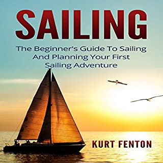 Sailing audiobook cover art