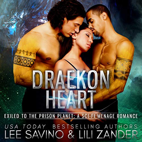 Draekon Heart audiobook cover art