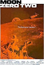 Moon Zero Two - 1969 - Movie Poster Magnet