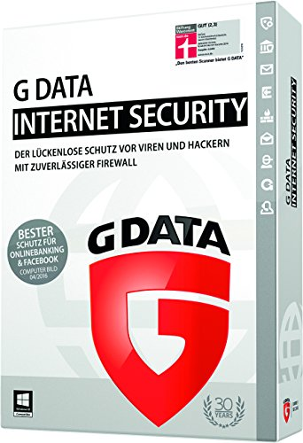 G Data Internet Security 2015 Upgrade - 1 PC [import allemand]