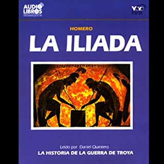 La Iliada [The Iliad] cover art