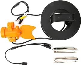 $97 » BTIHCEUOT Underwater Camera DC12V 24 LED Lights 1000TVL HD Color Video Night Vision Finder for Fish(50M)