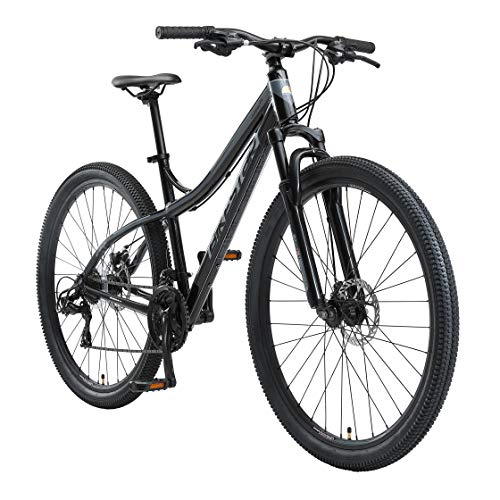 BIKESTAR Hardtail Mountain Bike in Alluminio, Freni a Disco, 29