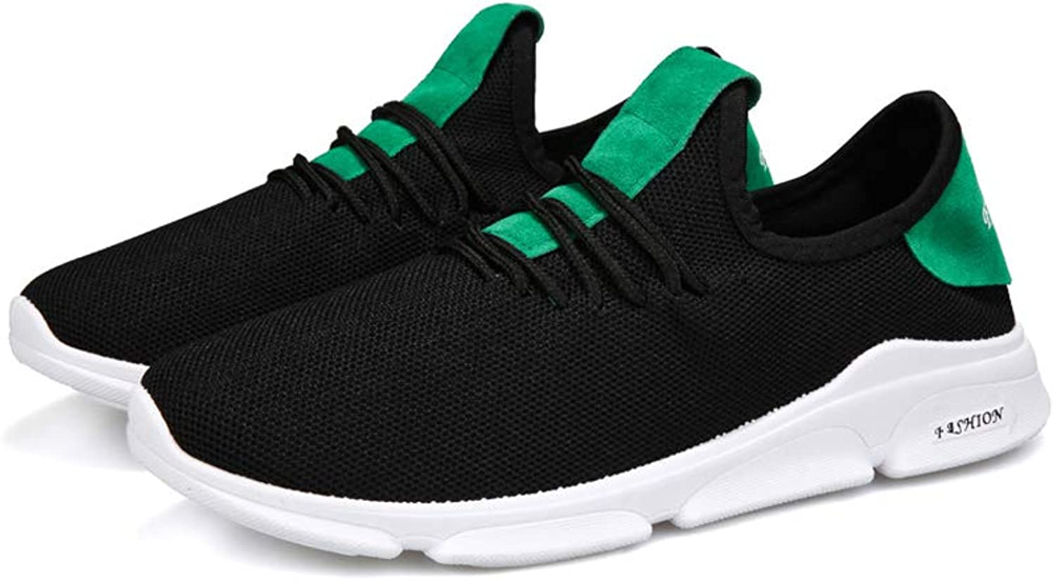 FUUI Mens Running shoes Trail Fashion Sneakers Tennis Sports Casual Walking Athletic Fitness Indoor and Outdoor shoes