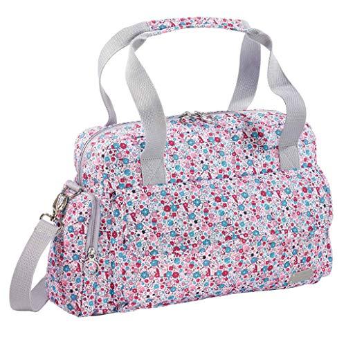Bodypack France ,  Umhängetasche Mehrfarbig multicolore rose et bleu