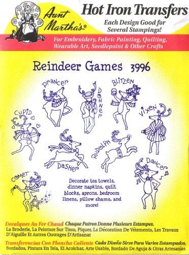 Reindeer Games Aunt Martha