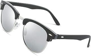 409ded682f CGID Gafas de sol polarizadas retro medio marco clásico para Hombre y Mujer  MJ56