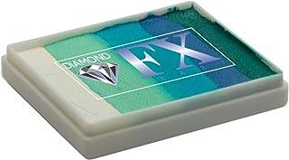 Diamond FX Split Cake - Cool Breeze RS50-76, professionele kwaliteit schmink Rainbow Cakes, watergeactiveerde schmink, 1,7...
