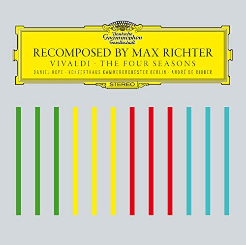 Max Richter, Daniel Hope, Konzerthaus Kammerorchester Berlin & André de Ridder