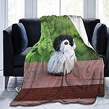 # 27 Winter Days Manta de forro polar de franela súper suave para sofá y cama