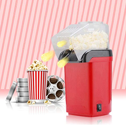 Check Out This Plug Electric Corn Popcorn Maker Household Automatic Mini Air Popcorn Making Machine ...