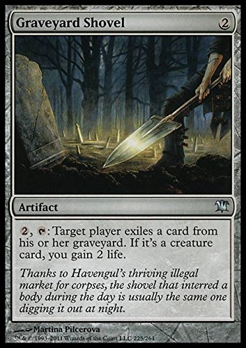 Magic: the Gathering - Graveyard Shovel - Innistrad