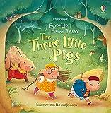 Pop-Up Three Little Pigs (Pop-up Fairy Tales)