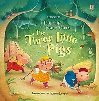 Pop-Up Three Little Pigs  Pop-up Fairy Tales