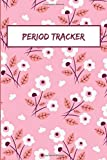 Period Tracker: A monthly diary to easily track your menstrual periods and PMS symptoms | Menstrual Journal for 5 years