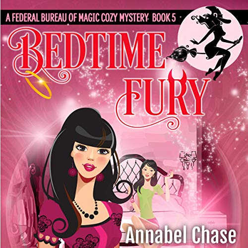 Bedtime Fury  By  cover art