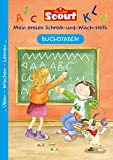 Scout - Mein erstes Schreib-und-Wisch-Heft - Buchstaben