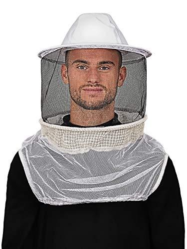Humble Bee 220 Voile d'apiculture aéré avec un chapeau arrondi