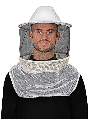 Humble Bee 220 Aero Beekeeping Veil with Round Hat