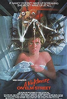 Nightmare On Elm Street - Movie Poster (Size: 27'' x 40'') Poster Print, 27x40