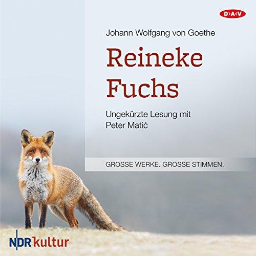 Reineke Fuchs audiobook cover art