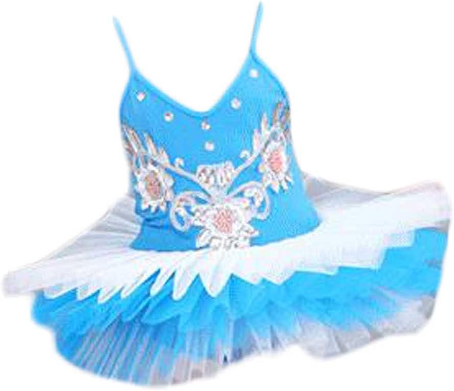 Kungfu Alien Girls Blue Ballet Kids Challenge Sale SALE% OFF the lowest price Dress Swan Da Costume