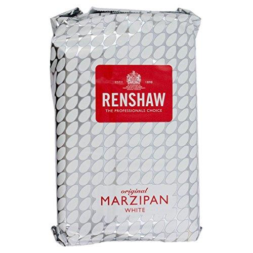 Renshaw White Marzipan - 1kg