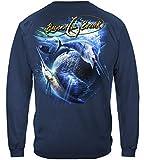 Tackle kit | Sail Fish Off Shore Fishing Long Sleeve T Shirt ADD-BTB2392LSL