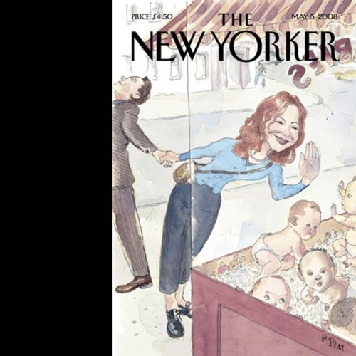 The New Yorker, May 5, 2008 cover art