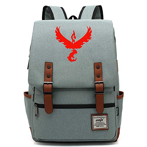 Elf Red Print Casual school bag, Teenager Casual Water Resistant Daypack, Outdoor University Travel Backpack 16 pollici. Colore-22.