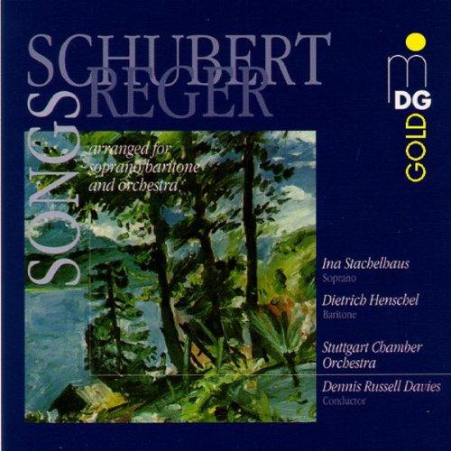 Lieder (arrangiert von Max Reger)