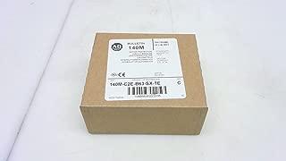 Allen Bradley 140M-C2e-B63-Sx-Te, Series C, Circuit Breaker 140M-C2e-B63-Sx-Te Series C