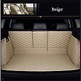 XHULIWQ Alfombrilla de Cuero para Maletero de Coche, para Lexus CT200h GS RX GX LX LS NX, Alfombrilla de Arranque Impermeable Personalizada, Accesorios Interiores