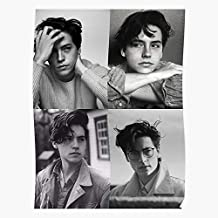 Hot Cole Sprouse Picture Print Fabric 14x21 27x40 Poster T193