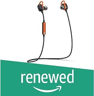 (Renewed) Motorola Verve Loop Bluetooth Headphones (Orange)