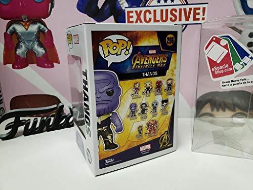 Funko Pop Thanos usando el Guantelete (Los Vengadores: Infinity War 296) Funko Pop Los Vengadores