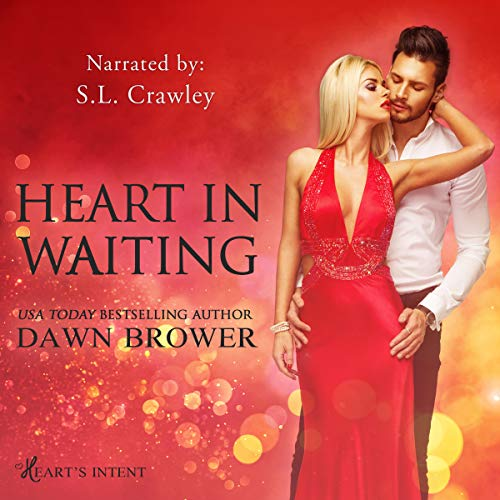 Heart in Waiting audiobook cover art