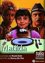 Matilda - Edition limitée (poche + DVD du film) de Roald Dahl