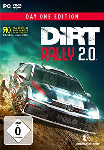 DiRT Rally 2.0 Day One Edition [PC]