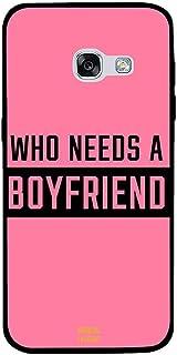 Samsung A3 2017 Case Cover Who Needs A Boyfriend, Moreau Laurent Premium Phone Covers & Cases Design