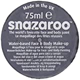 Snazaroo - Maquillaje al agua para cara y cuerpo (75 ml)- color negro