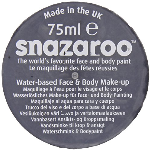 SNAZAROO 75ML POT NOIR
