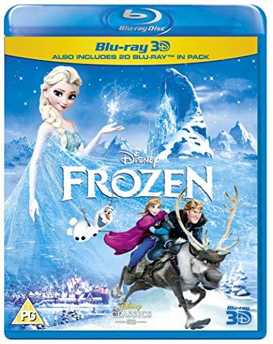 Frozen (3D Blu-Ray) [Italia] [Blu-ray]