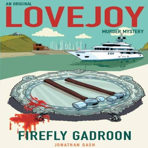 Firefly Gadroon audiobook cover art