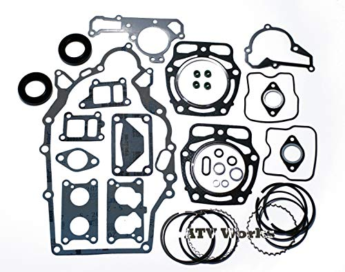 Kawasaki Mule KAF620 Engine Rebuild Kit w/Rings