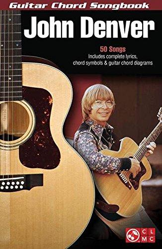 Denver John Guitar Chord Songbook 50 Songs