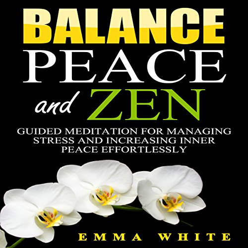 Balance, Peace and Zen cover art